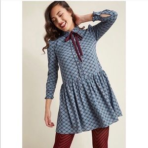Miss Patina London Schoolgirl Dress